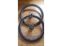 mtb wheels 26 inch bike bicycle