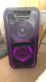 Sony GTKXB7 Bluetooth speaker