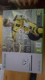 X box 1 500gb Fifa bundle brand new NOT opened