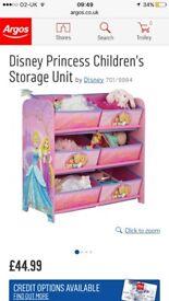 Princess storage