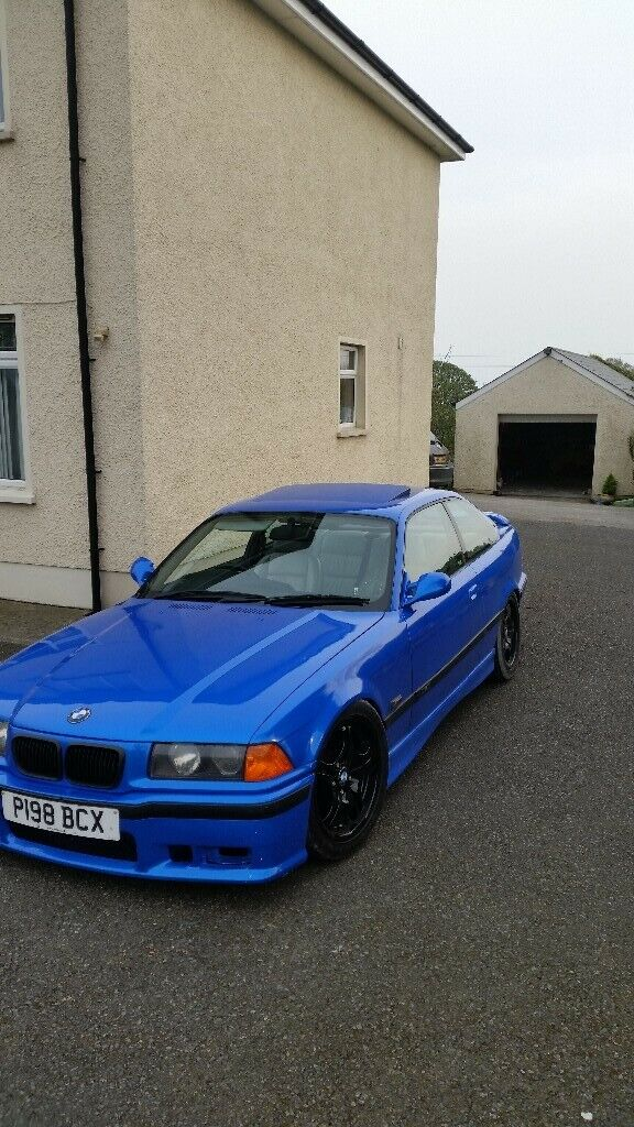 Bmw 328i Coupe E36 In Kilkeel County Down Gumtree