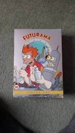 Futurama seasin 1