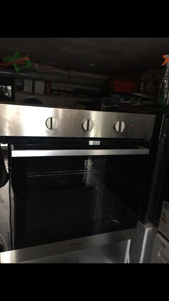 Indesit Electric Convection Hob New and Unused
