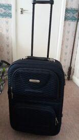 Trolley Bag Constellation Navy/Black