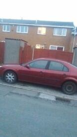 2003 FORD MONDEO for sale good condition running well