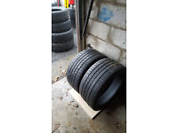 BARGAIN CHEAP BRAND TYRES 265 35 18 Continental 97V (5mm) ONLY 30£