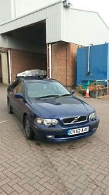 Volvo S40 2.0T Blue!!