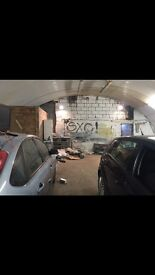 Garage/warehouse/mechanical/bodyshop
