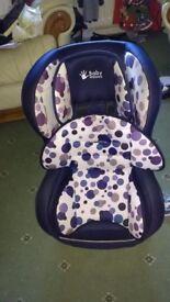 Weaver Baby seat