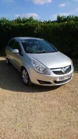 Corsa 1.2 Design with high specification and superb condition