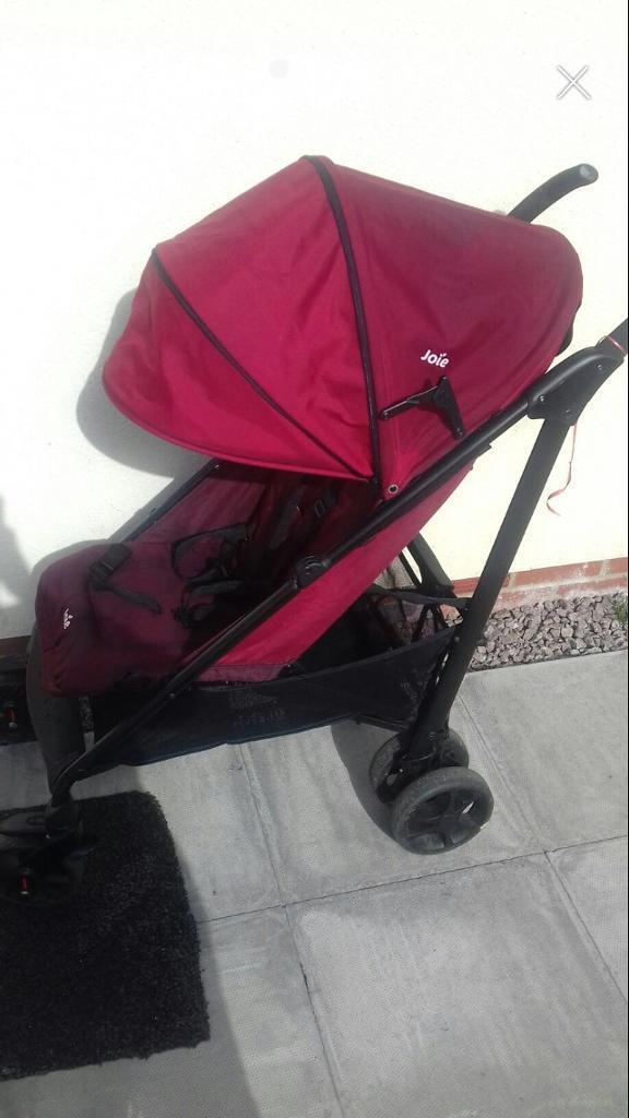 Joie briskin Great Barr, West Midlands - Red joie brisk lovely condition rain cover lovely pram Joie brisk. Posted by sabrina in Baby & Kids Stuff, Prams & Strollers in Great Barr. 23 June 2018