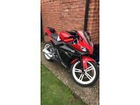 Yzfr125, no mot, collection only