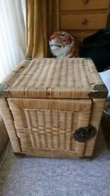 Weaver storage