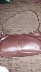 Dolcir leather handbag
