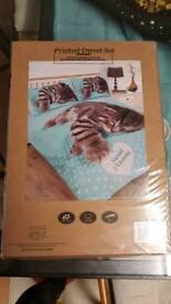 BRAND NEW 2 DOUBLE SIZE 1 SINGLE SIZE DUVET SETS