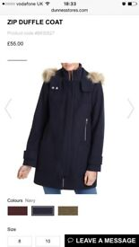 Dunnes ladies coat