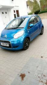 Citroen C1 VTR 59 Plate, 1.0L. 3dr, Road Tax £20/y, Cheap to Run