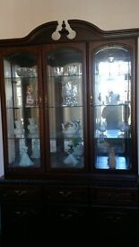 Display Cabinet - Excellent Condition