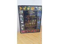 Royal Horticultural Society Gardeners' Encyclopedia of Plants and Flowers (1992) Rare & Collectible
