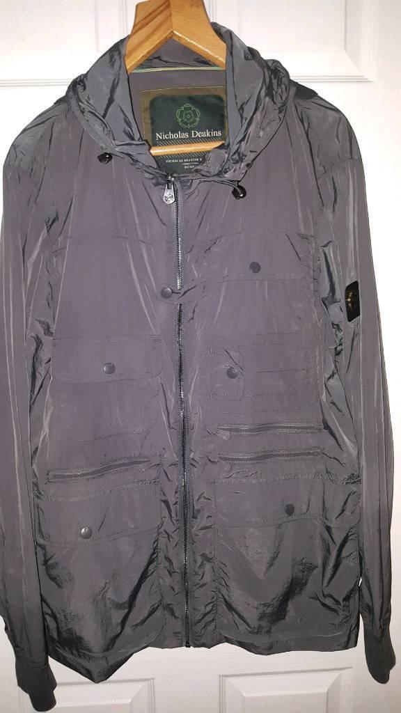 Nicholas Deakin light jacket