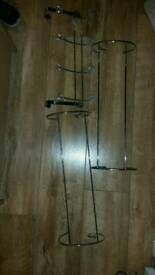 Over the door hanger and radiator hangers