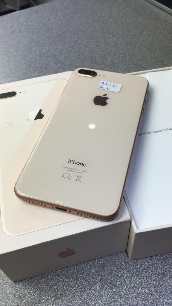 iPhone 8 Plus -gold-space grey-silver | in Leicester, Leicestershire |  Gumtree