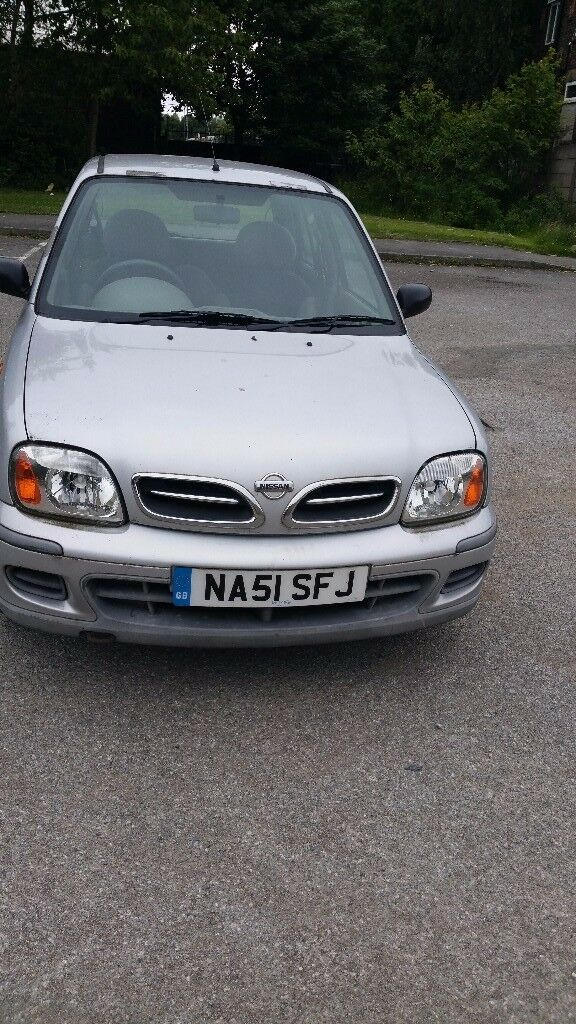 very low mileage and cheap micra