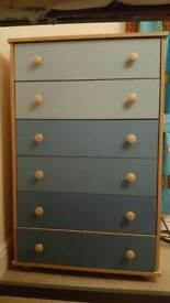 Kids drawers