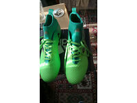 brand new footy boots boxed
