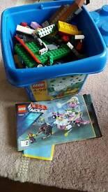 Box of lego / assortment