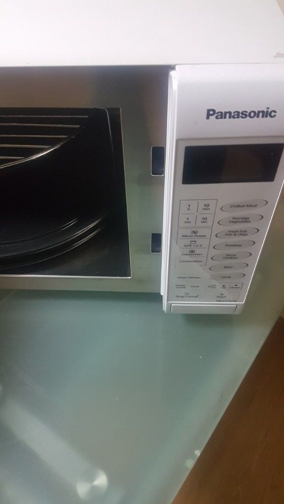 Panasonic Microwave Spear And Repair