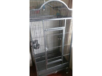 LARGE PARROT CAGE AS NEW COND