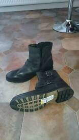 Next leather boots size 10/44