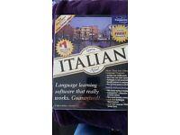 Learn italian cd rom