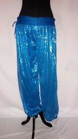 Bollywood, Belly Dancer's Trousers