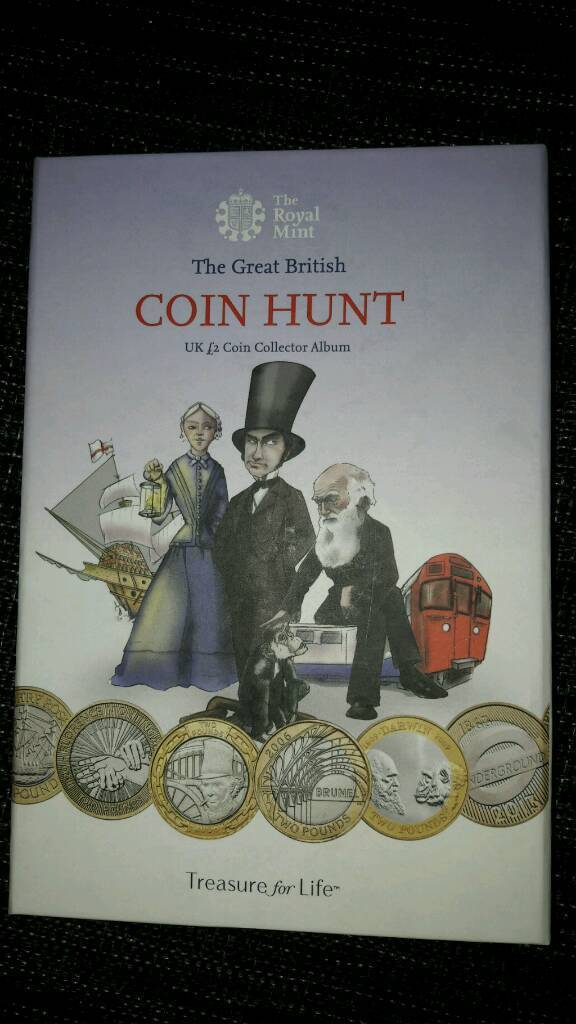 Rare 2pound collectionin Stoke on Trent, StaffordshireGumtree - Rare royal mint 2pound coins