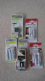 BNWT Cupboard & Drawer Lock set