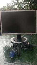 """LG Flatron L194WS 19"""" Monitor Desktop"""