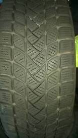 185/55/15 PART WORN WINTER TYRES TIRES