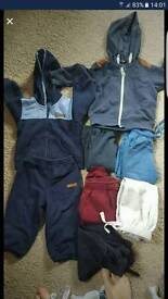 Boys tracksuits