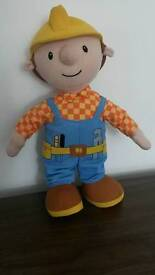 Bob the builder speaking toy