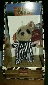 Safari oleg limited edition meerkat