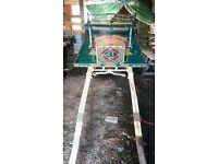 Bradford Flat Cart