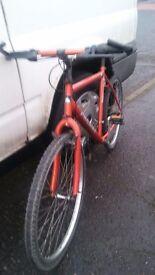 Gents mountain type bike