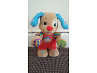 Dance And Wiggle Puppy Dog Fisher Price EUC Dances, Talks, Teaching (ad will be removed once sold)