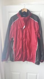 Snowdonia Red 3 in 1 jacket L 44/46