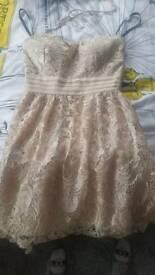 Little mistress lace dress