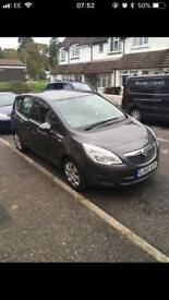 Vauxhall Meriva full SH 36k miles