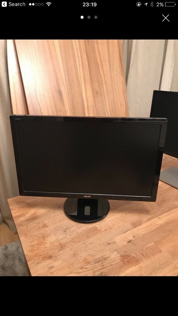 ASUS 24INCH MONITOR VGA HDMI
