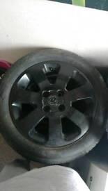 Vauxhall SRI alloys gd cond